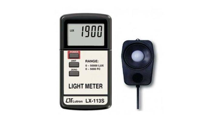 Luxmetre (VT)
